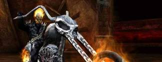 Test PS2 Ghost Rider