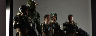 Vorschauen: Halo 4: Testspiel in passender Kulisse