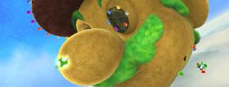 Vorschauen: Super Mario Galaxy 2: Hüpfen, Rennen, Fliegen im All