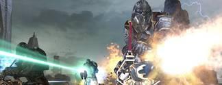 Vorschauen: Dust 514: Gemeinsam mit Eve Online (PC) auf PlayStation 3