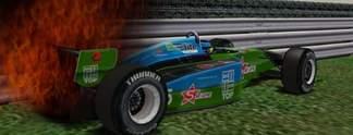 Test PC Racing Simulation 3