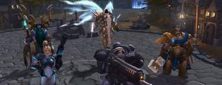 Vorschauen: Heroes of the Storm: Arena-Kämpfe mit Diablo, Raynor und Thrall