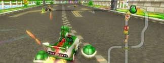 Vorschauen: Mario Kart Wii