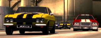 Test Xbox Ford Street Racing