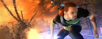 Tests: inFamous 2: Elektrisierende Bildschirm-Action