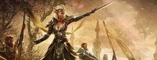 Specials: The Elder Scrolls Online: Ein Tag im Aldmeri-Dominion