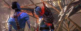 Vorschauen: James Cameron's Avatar: Wir waren auf Pandora