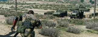 Metal Gear Solid - Ground Zeroes: Speicherstände von PS3 auf PS4 übertragbar