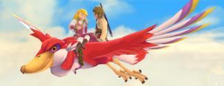Vorschauen: Zelda - Skyward Sword: Angespielt!