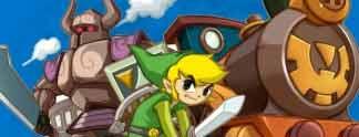 Tests: Zelda - Spirit Tracks: Spiel's noch einmal, Sam