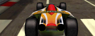 Test PC Speed Challenge - Jacques Villeneuves Racing Vision