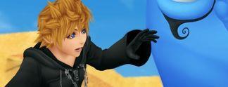 Tests: Kingdom Hearts DS: Fleißarbeit mit Mickey & Co.