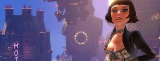 Vorschauen: Bioshock Infinite: Hinterlässt einen umwerfenden Eindruck