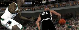 Test PC NBA Live 2001