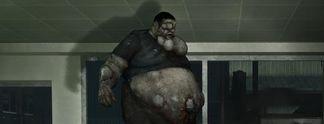 Tests: Left  4 Dead: Stille Nacht, Zombie-Nacht