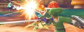Vorschauen: Zelda - Skyward Sword: Jetzt mit schlauen Gegnern