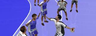 Test PC Handball Manager 2009: Brands Kampfansage