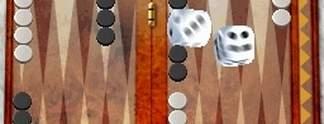 Backgammon: Traditionelles Brettspiel für den DS