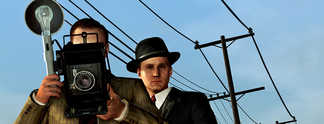 Vorschauen: L.A. Noire: Auch auf dem PC kommt es zum Mord