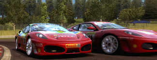 Test PS3 Ferrari Challenge