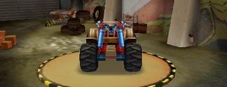 Test 3DS Monster 4x4 3D: Das ist ja ein Riesending