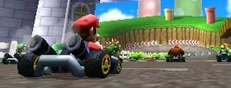 Vorschauen: Mario Kart 7: Jetzt geht es wieder rund