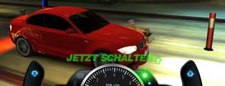 Test iPhone CSR Racing: Lasst die Reifen qualmen und quietschen