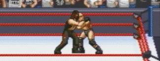 Test GBA WWF - Road to Wrestlemania