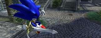 Vorschauen: Sonic: Der Igel wird zum Ritter geschlagen