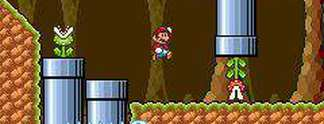 Test GBA Super Mario Advance 4 - Super Mario Bros. 3