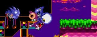 Test iPhone Sonic CD: Flitzt mit Sonic im Retro-Gewand