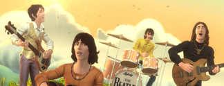 Test PS3 Beatles Rock Band: Schreibt Musikgeschichte mit den Fab Four