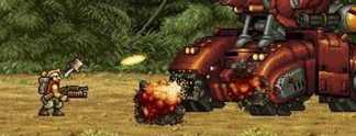 Test PS2 Metal Slug 5
