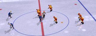 Test PC Heimspiel - Der Eishockeymanager 2007