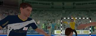 Test PC Heimspiel - Handballmanager 2008
