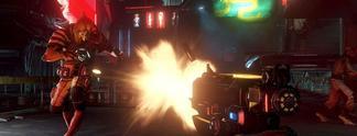 Vorschauen: Prey 2: Alien-Shooter im Mass-Effect-Stil