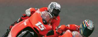 Test PC Ducati World Championship