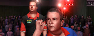 Test Wii PDC World Championship Darts 2008