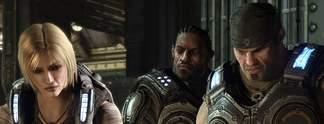 Vorschauen: Gears of War 3: Die Kampfkolosse sind zurück!