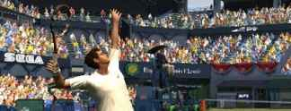 Test Wii Virtua Tennis: Mit der Wii Motion Plus zum Tennis-As?