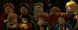Tests: Lego Herr der Ringe: Mittelerde braucht Klötzchen-Helden