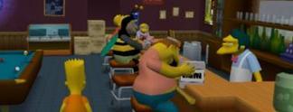 Test Xbox The Simpsons - Hit & Run