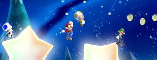 First Facts: New Super Mario Bros. U: Älterer Klempner auf neuer Konsole