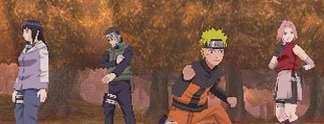 Test PSP Naruto Shippuden: Kizuna Drive: Vier Ninjas, ein Team. Fett!