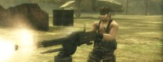 Tests: Metal Gear Solid 3