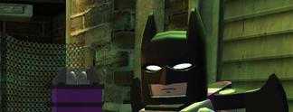 Tests: Lego Batman