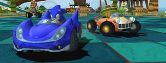 Tests: Sonic & Sega All-Star Racing: Duell mit dem Erzrivalen