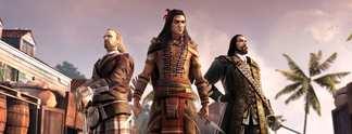 Specials: Assassin's Creed 3 Die Kampferprobten: Mehrspieler-Nachschub