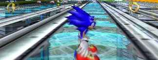 Test PC Sonic Riders