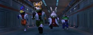 Tests: Star Fox 64 3D: Kein Klassiker zu schade